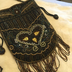 Handbags - Beaded Purse
